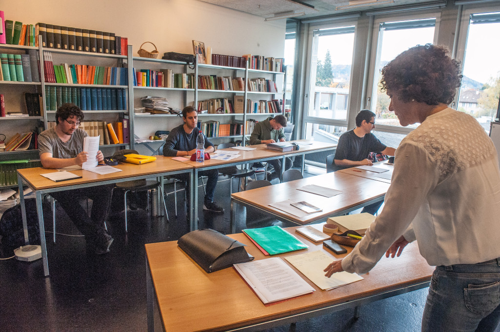 Kirchlich-Theologische Schule, Campus Muristalden Bern © copyright Alexander Egger, Bern