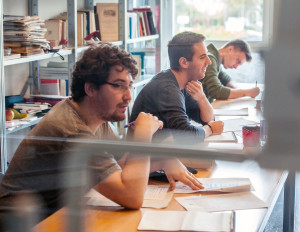 Kirchlichtheologische Schule, Campus Muristalden Bern copyright©Alexander Egger